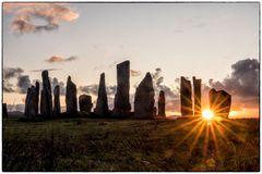 Standing Stones von Callanish