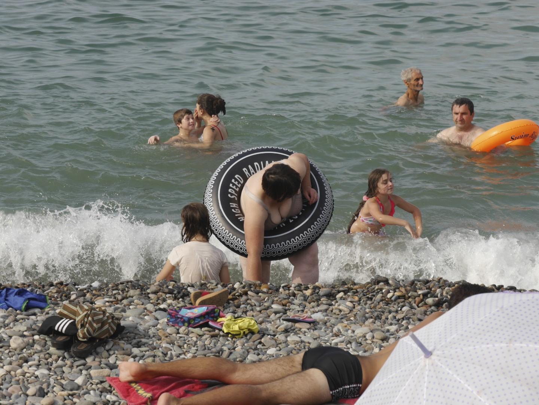 Standleben in Batumi