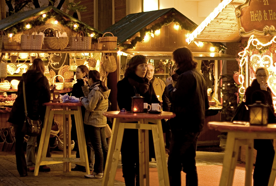 Standln auf dem Weihnachtsmarkt in Graz!