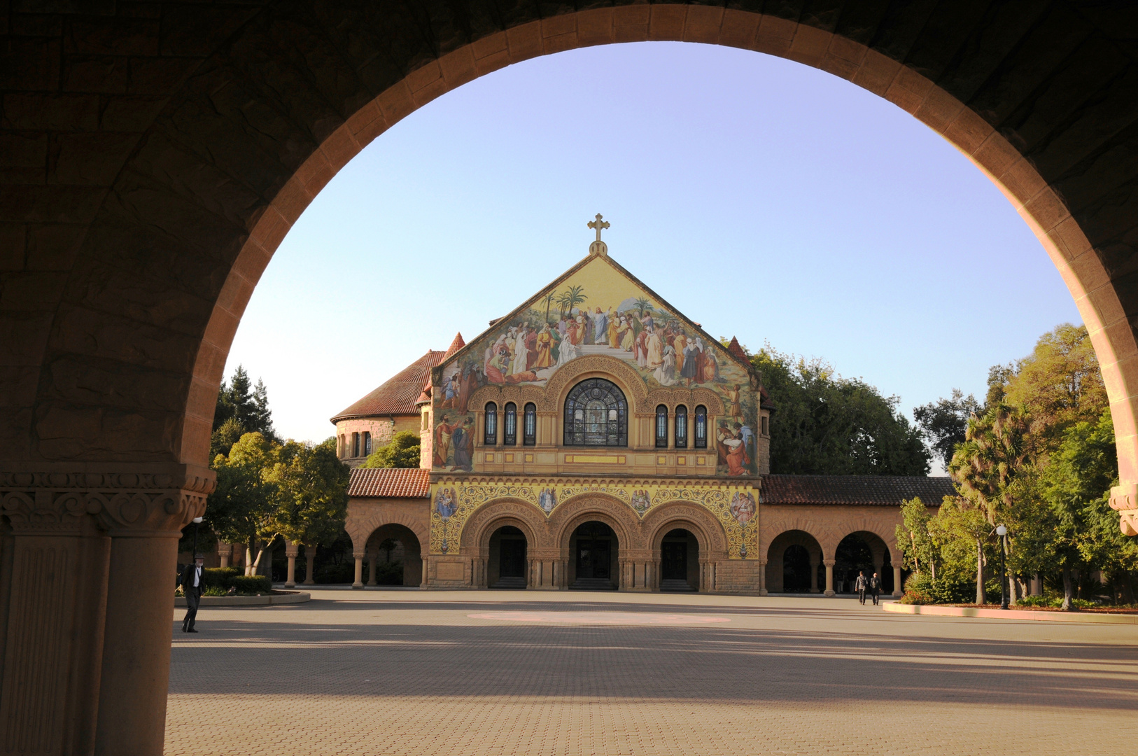 Stanford (1) Memorial Church