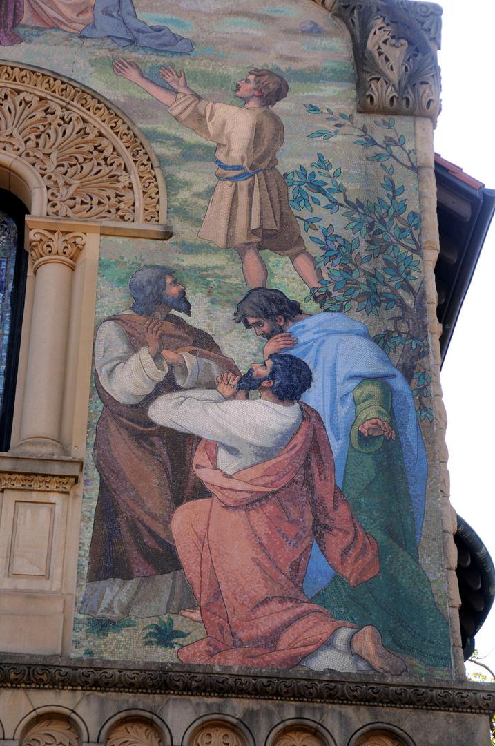 Stanford (3) Memorial Church Detail