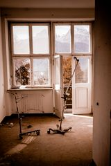 Stangass: Zimmer mit Ausblick