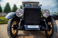 Stanley Steamer Dampfwagen USA 1919 bei Classic Cars Schwetzingen 2017