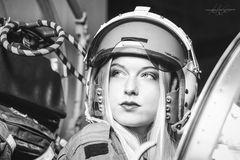~ Starfighter Girl ~