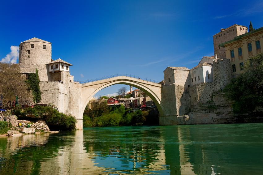 Stari Most - die Alte Brücke von Mostar - reload