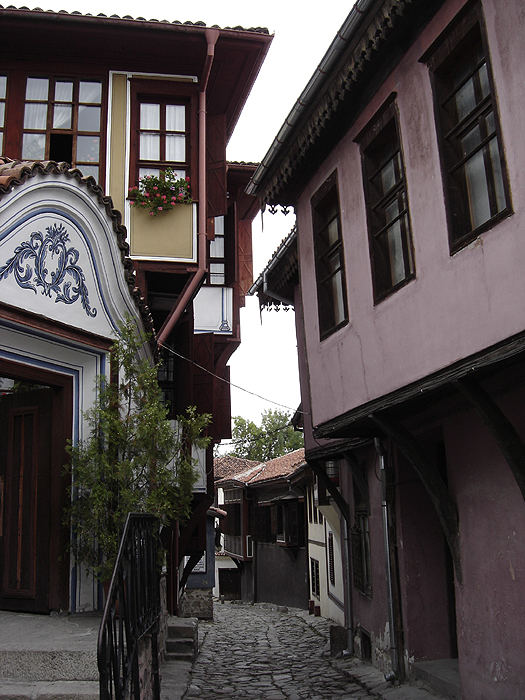 Staria Plovdiv - Old town