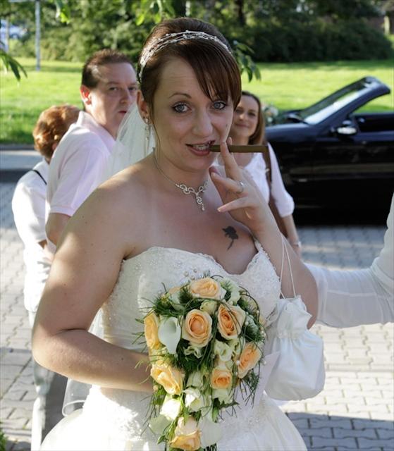 Starke Braut