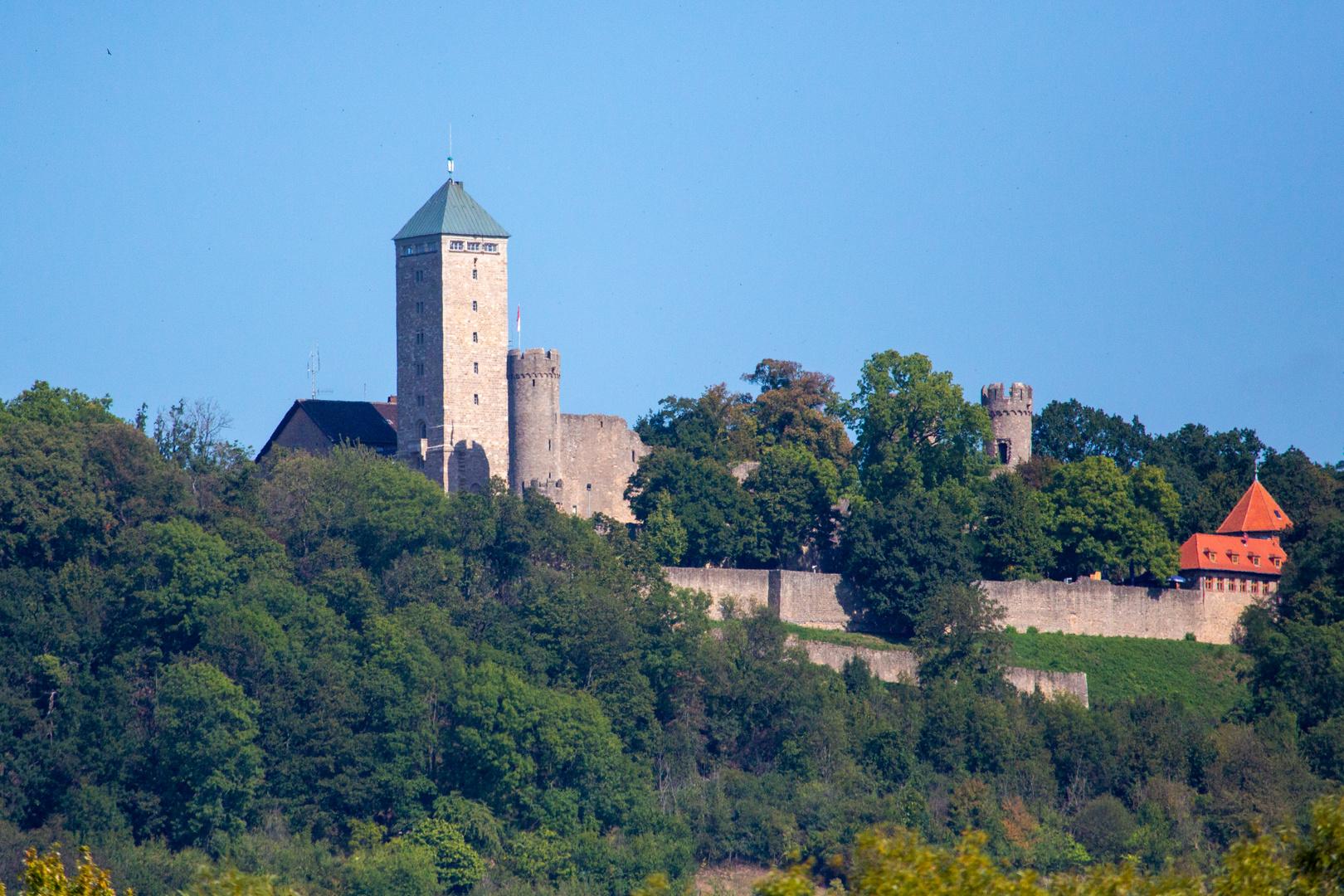 Starkenburg bei Heppenheim