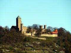 Starkenburg über Heppenheim (II)