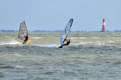 Starkwind-Surfen II
