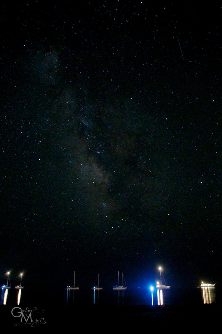 Starry night, part II