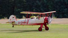 """Start der Focke Wulf 44 """"Stieglitz"""" (D-EMMI)"""