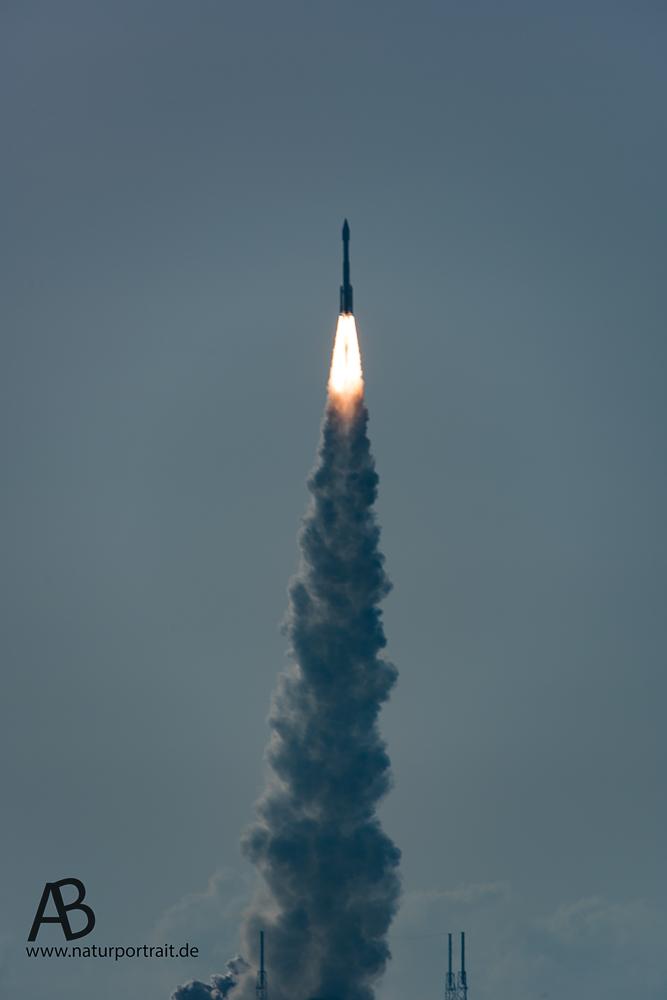Start einer Atlas V mit NORL63