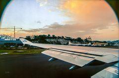 Start nach Curaçao