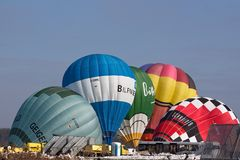 Start zum Frankenballoncup 2013