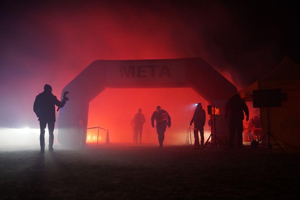 """Start zum III. Ultramaraton """"Nowe Granice"""" in Zielona Góra (PL)"""
