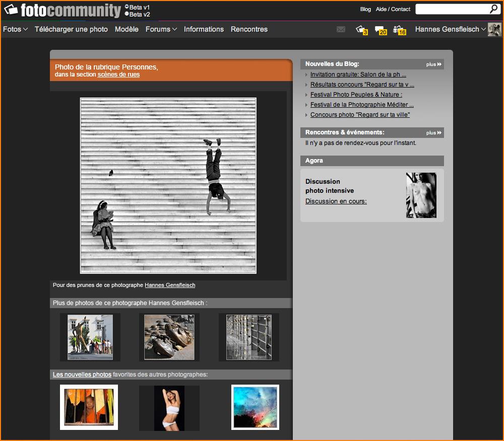 Startseite fc.fr – 24.8.2011