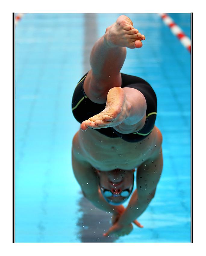 Startsprung, Internationale Stuttgarter Schwimm-Meisterschaften 2010