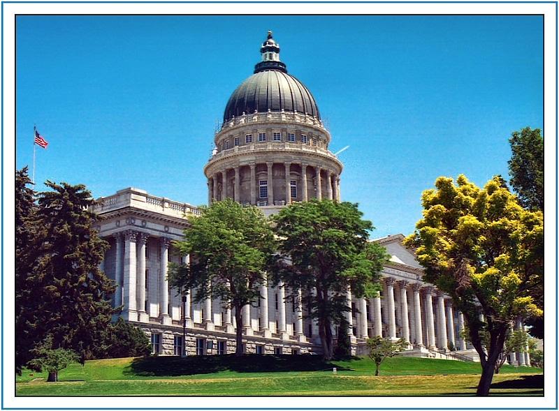 State Capitol Utah - Salt Lake City