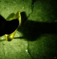 state of high heel art walk