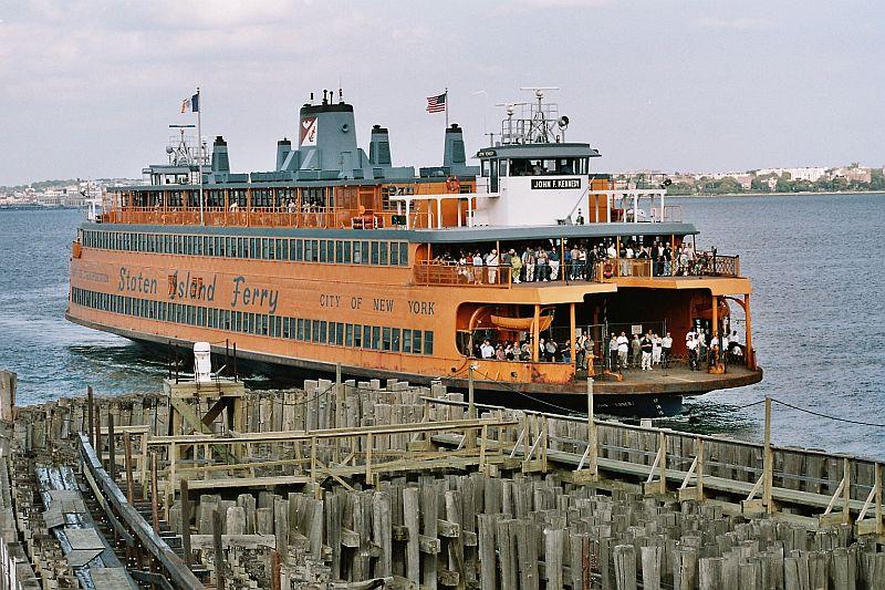 Staten Island Fähre