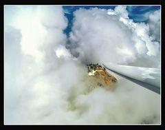 Station in den Wolken