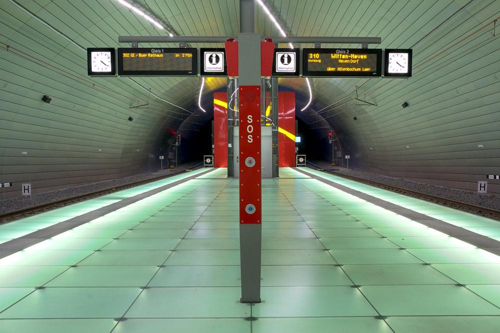 Station Lohring/Bochum