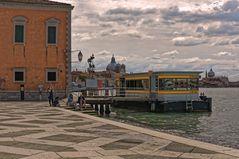 Station-S-Giorgio - Venezia -