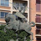Statua del El Cid