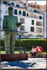 Statua del Rè D. Carlos I