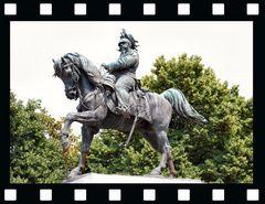 Statua del Re Vittorio Emanuele II