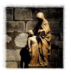 Statuaire de Notre Dame
