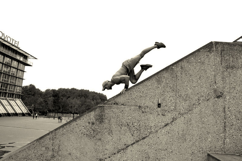 Statue de Bercy