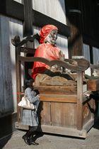 Statue des Arhat Pindola - Todai-ji - Nara