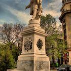 Statue in Bucharest
