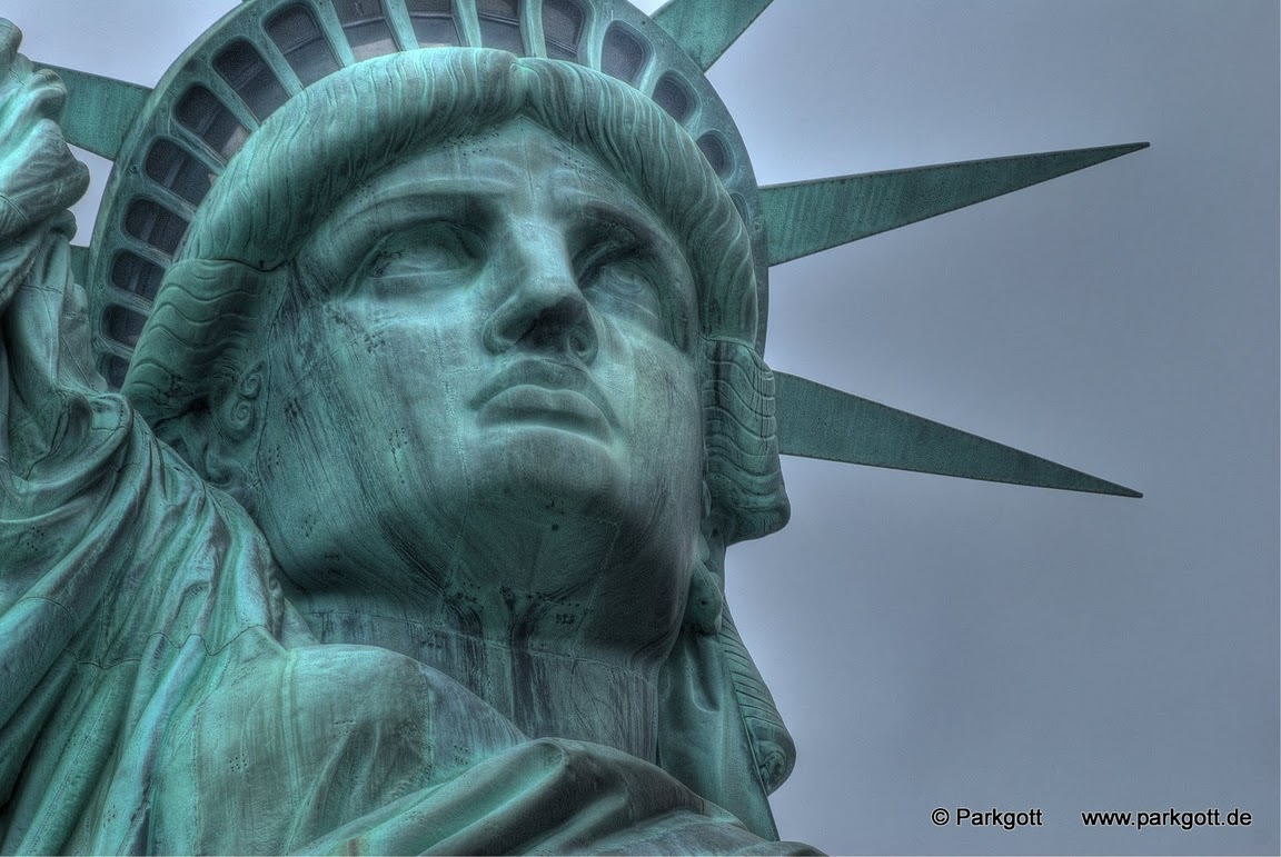 Statue of Liberty HDR