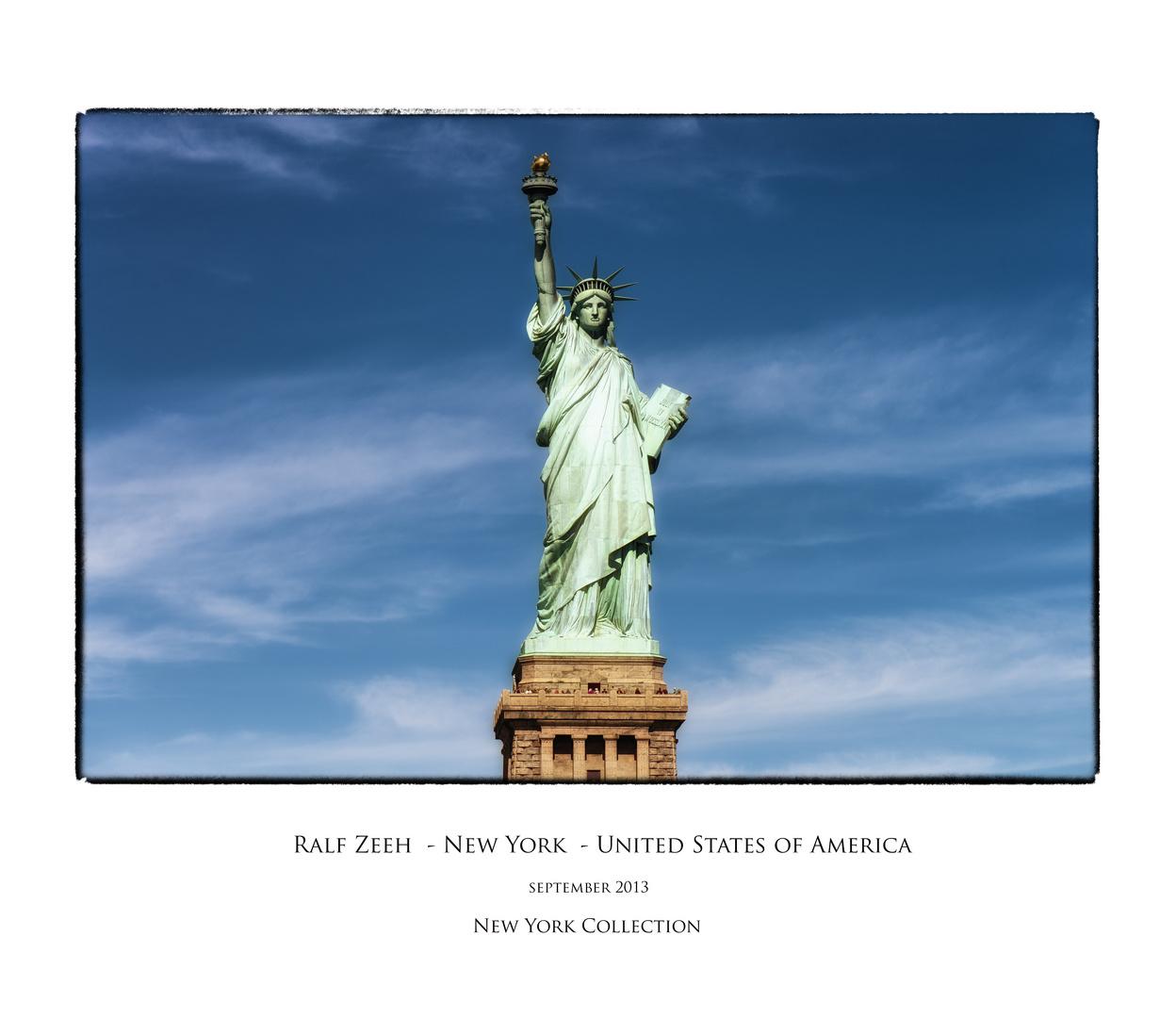 Statue of Liberty no.3
