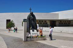 Statue Papst Johannes Paul II.