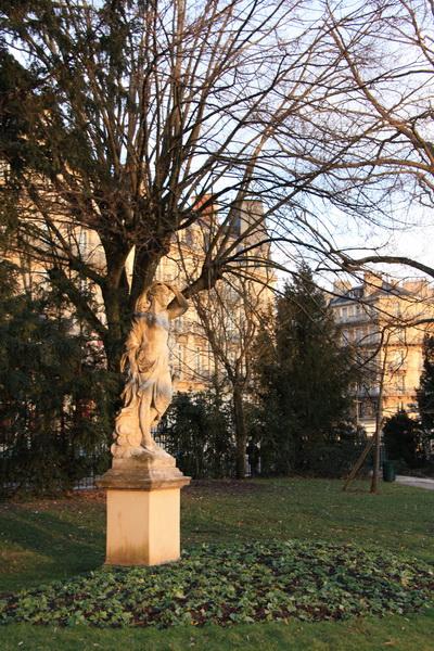 Statue Parc Darcy