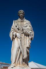 Statue Sao Vicente de Saragossa