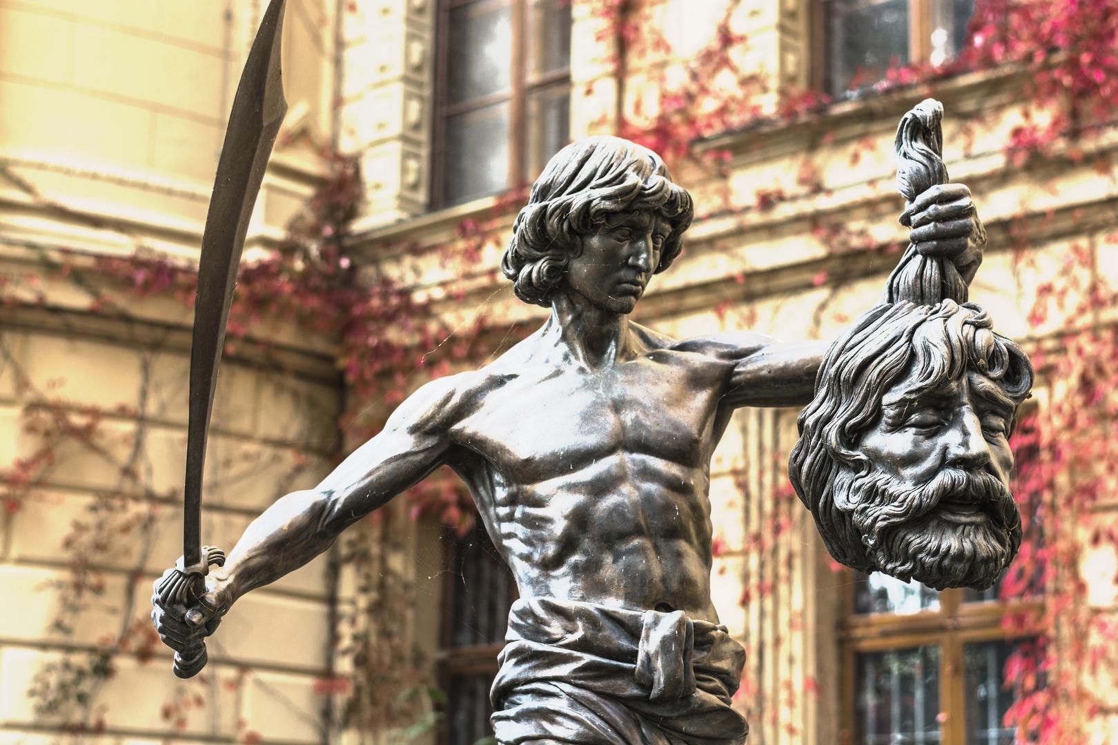 Statue Schwerin