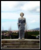 Statue (Sophia M. B. Andresen)