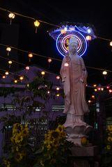 Statue von Phat Ba Quan Am
