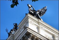 Statue...Ministerio da Agricultura