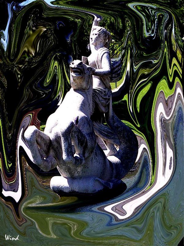 Statue/Surrealism