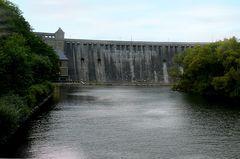 Staudamm Edertalsperre