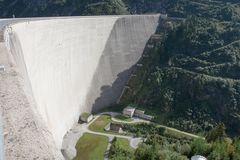 Staudamm Speicher Zillergründl