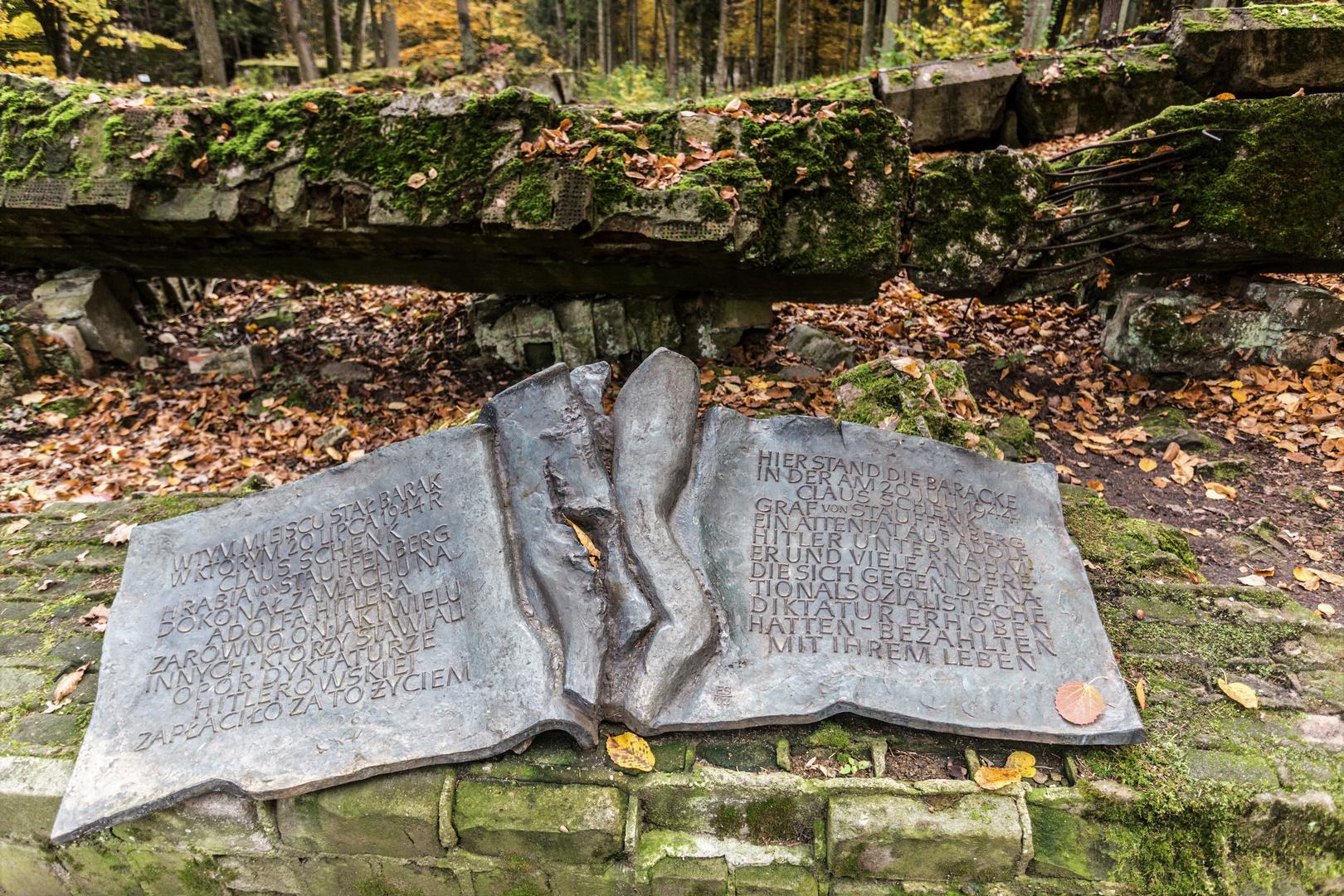 Staufenberg-Gedenktafel