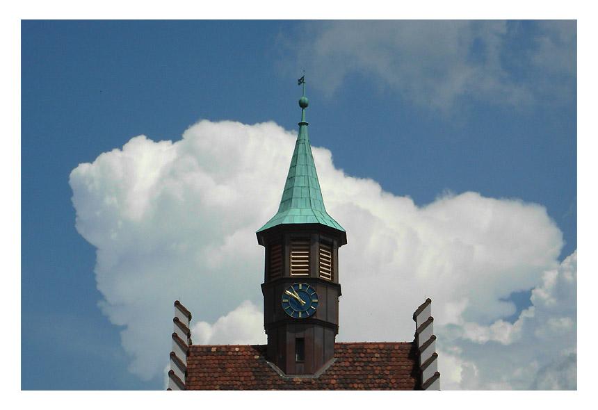 Staufener Rathausturm