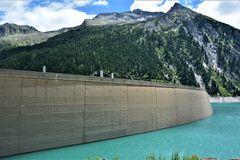 Staumauer Schlegeis, Tirol